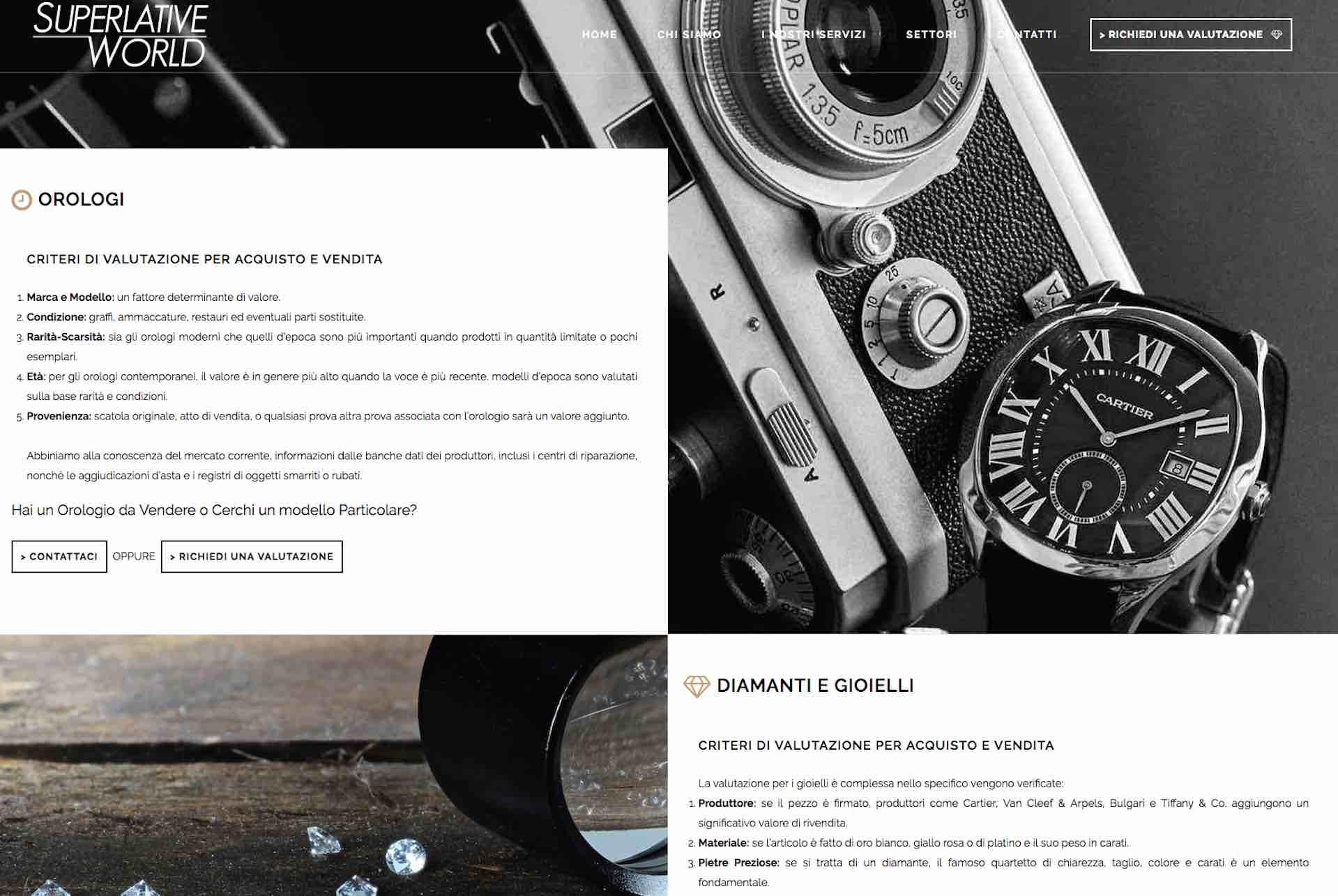 superlative-world-realizzazione-sito-web
