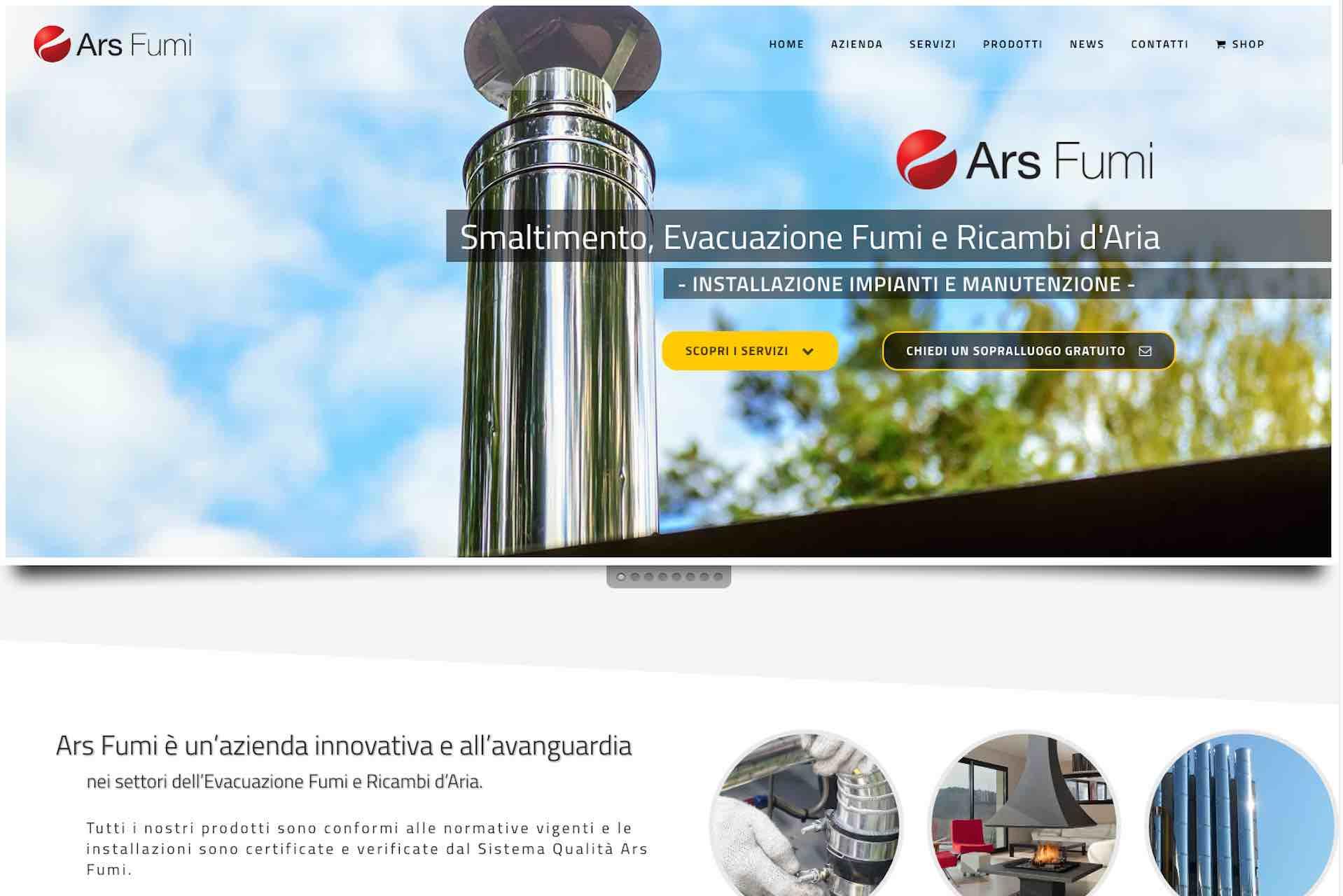 ars-fumi-sito-realizzato