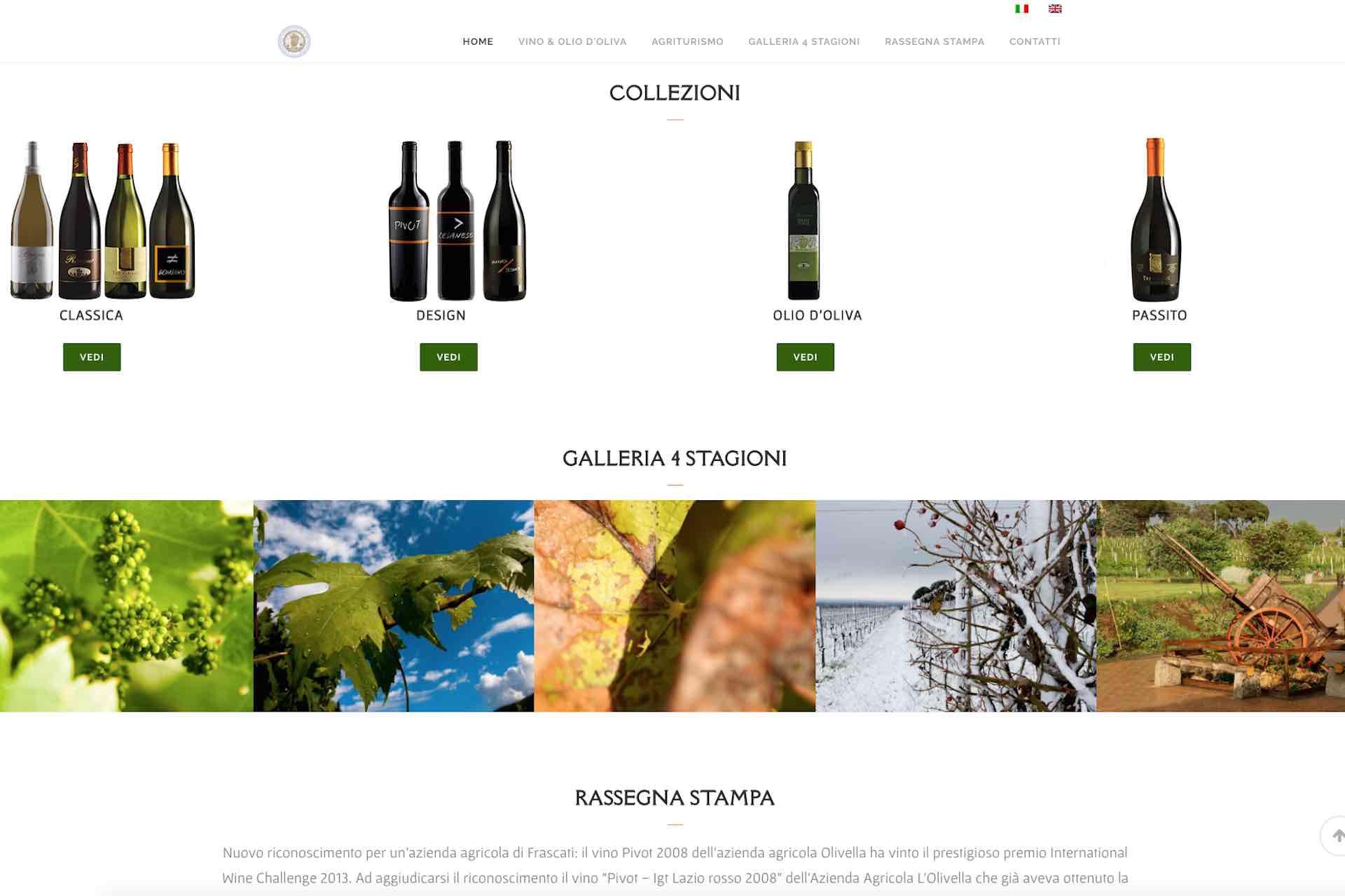 olivella-azienda-sito-web